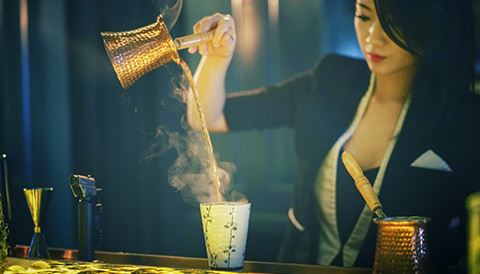 Guest Mixologist Jackie Lo
